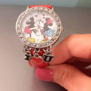 Disney Mickey & Minnie Watch